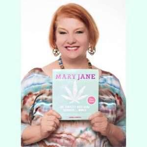 Senior Stoner Editor in Chief Cheri Sicard AKA Cannabis Cheri