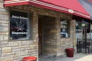 medical marijuana dispensary - cannabis tourism