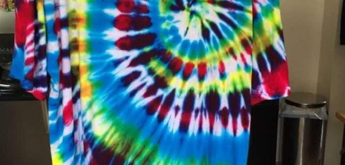 High Tie Dye Party! -- Senior Stoner Social Club