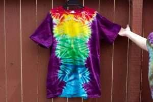 High Tie Dye