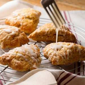 cooking with cannabis - scones