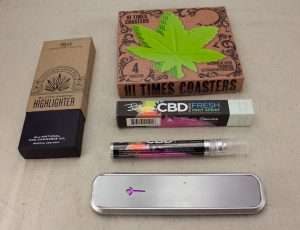Marijuana Shopping - Favorite Product Picks